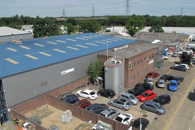 Byfleet 71, Abbott Close, Byfleet, Warehouse & Industrial To Let - aerosport_00020a.jpg