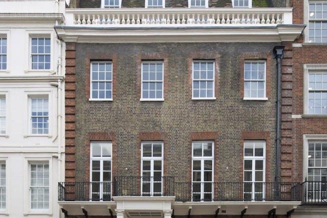 66 Grosvenor Street, London, Offices To Let - External