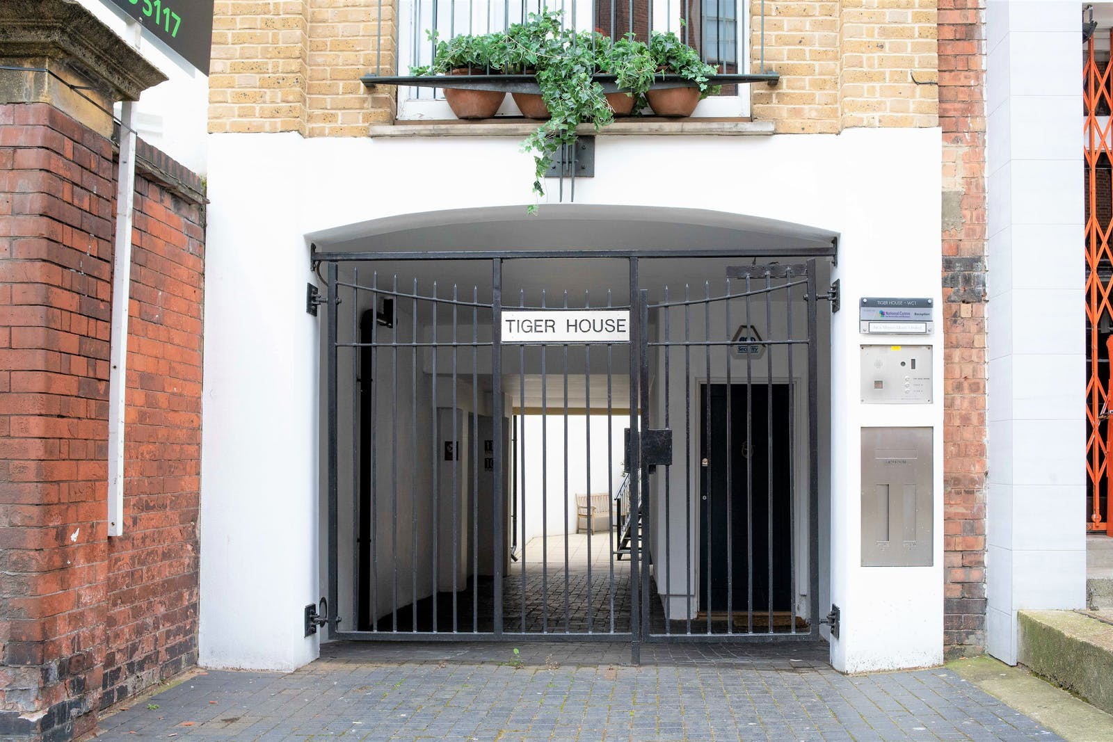 Studio 10 Tiger House, Burton Street, London, Office To Let - tigerhousefrontgate.jpg