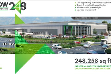 ARROW 248, Midlands Logistics Park, Corby, Distribution Warehouse To Let - Corby.JPG