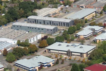 Meridian Business Park, Wokingham, Industrial / Investment To Let / For Sale - Meridian Business Park aerial.jpg