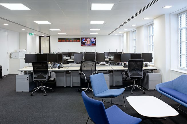 Eagle House, 108-110 Jermyn Street, London, Office / Serviced Office To Let - BennBridge Staff Office.jpg