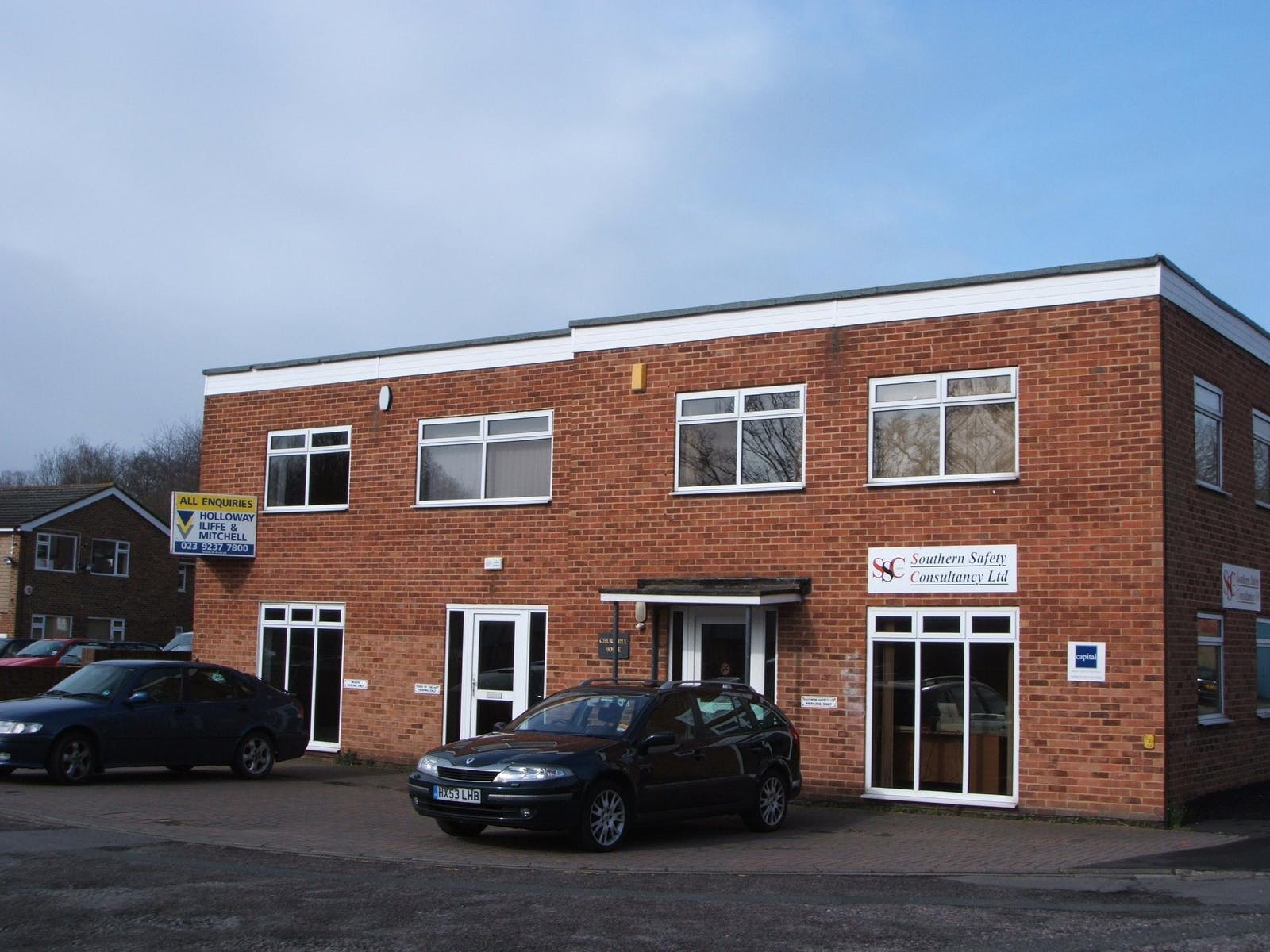 First Floor Plot 5, Churchill House, Fort Fareham Industrial Site, Fareham, Office / Industrial / D2 (Assembly and Leisure) / D1 (Non Residential Institutions) / Other To Let - 2381273.jpg