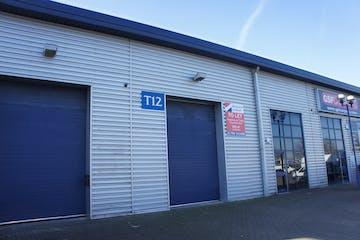 Unit T12 IO Trade Centre, Hobley Drive, Swindon, Industrial To Let - T12 IO Centre.JPG