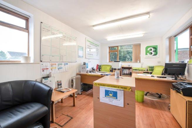 Townsend Garage Thame Road, Haddenham, Industrial For Sale - OFFICE.jpg