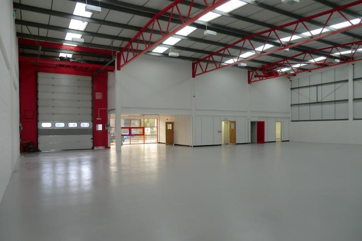 Unit 9 Mole Business Park, Leatherhead, Warehouse & Industrial To Let - Unit9.Mole.Internal