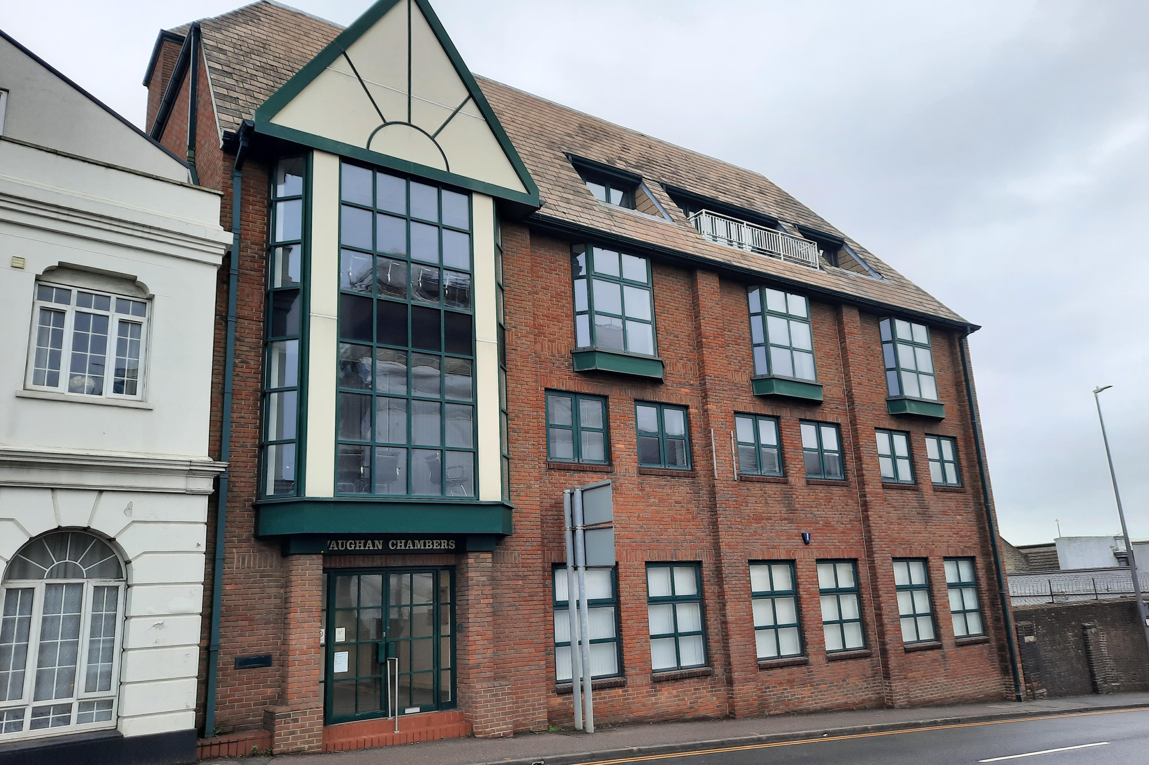 Vaughan Chambers, 4 Tonbridge Road, Maidstone, Office To Let - 20210217_085641.jpg