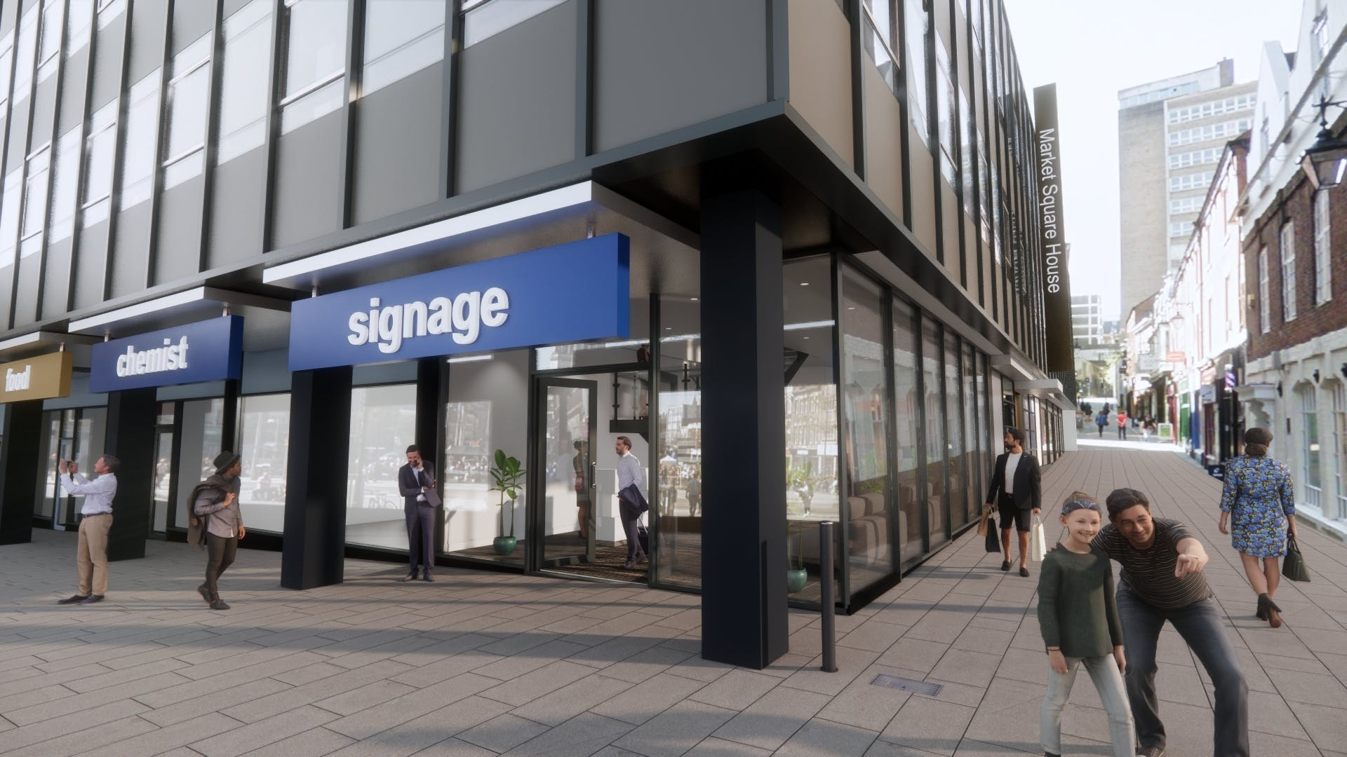 Market Square House, St James Street, Nottingham, Office To Let - 2868Exterior Image.jpg