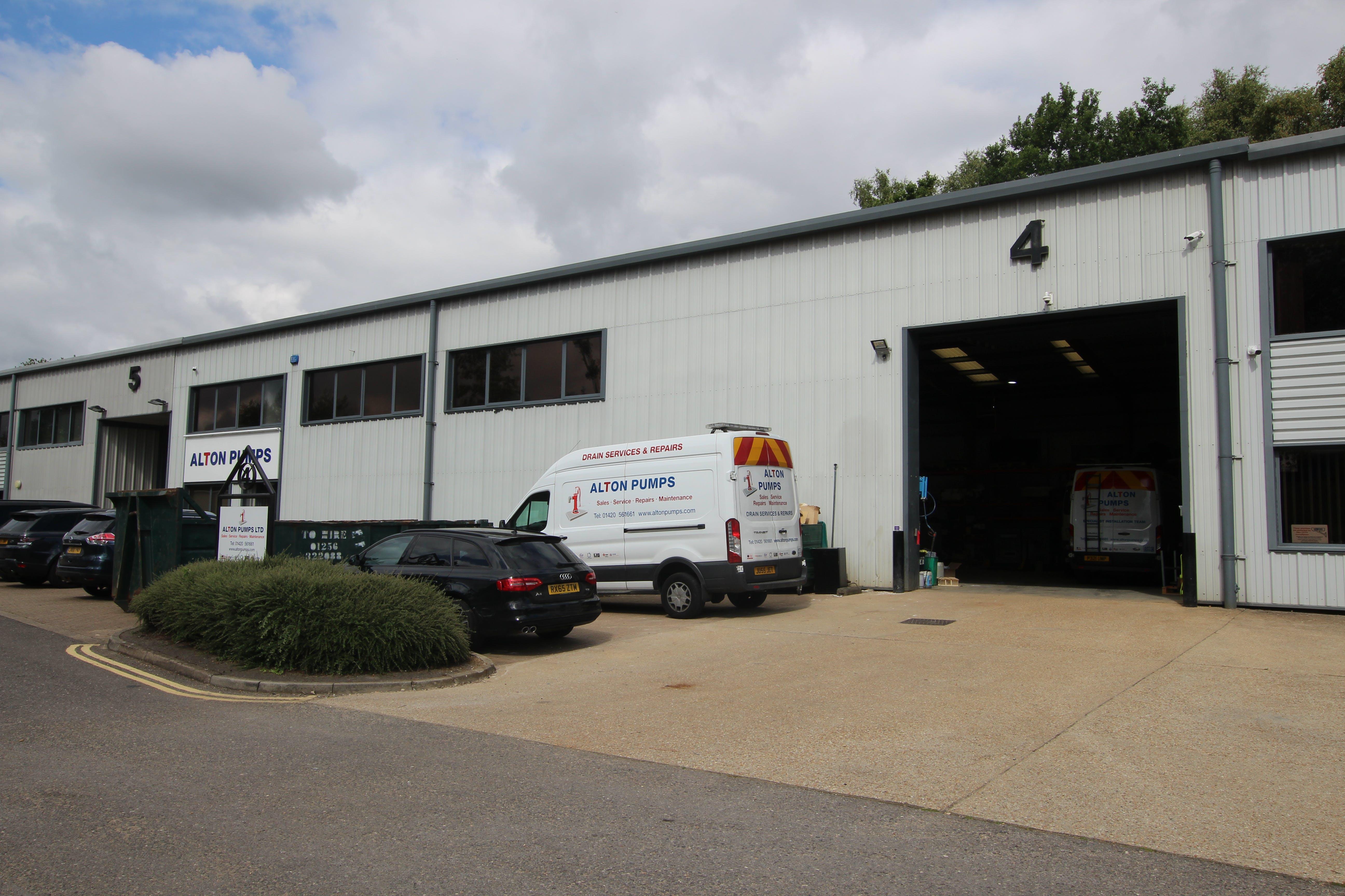 4 Riverwey Industrial Park, Alton, Warehouse & Industrial To Let - IMG_0104.JPG