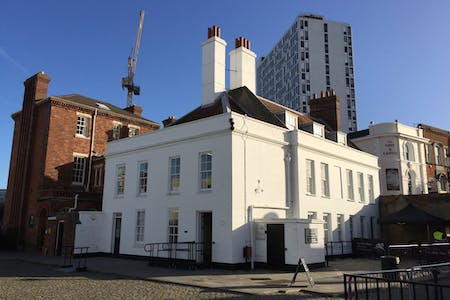 Ground Floor, Porters Lodge, Portsmouth, Office To Let - External 4.jpg