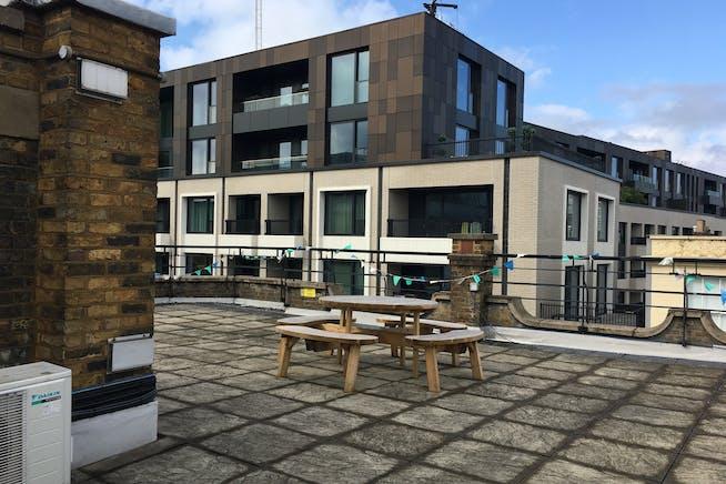 Tudor House, Tudor House, London, Office To Let - Terrace.jpg