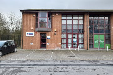 Unit 7 Ground Floor, Coronation Road, Basingstoke, Offices To Let - Image 1