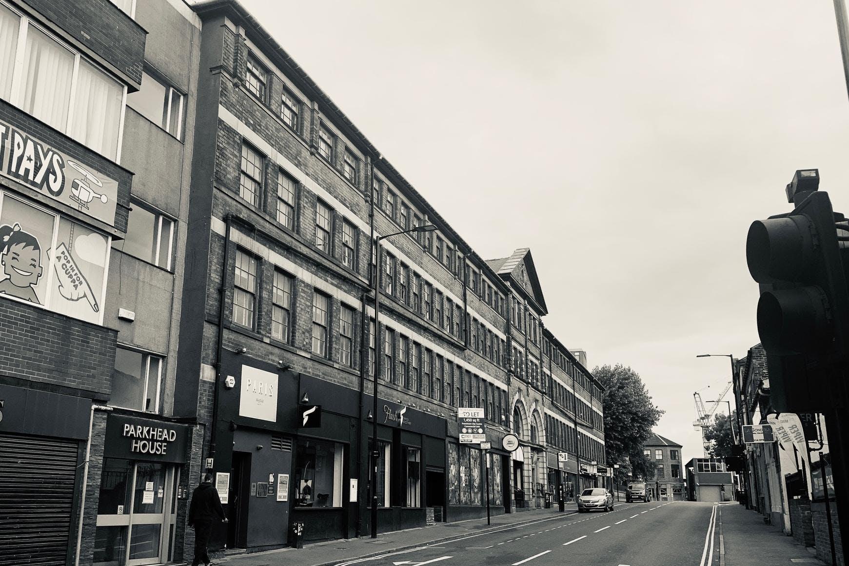 Devonshire Works, Carver St, Sheffield, Offices To Let - Devonshire Works 1.JPG