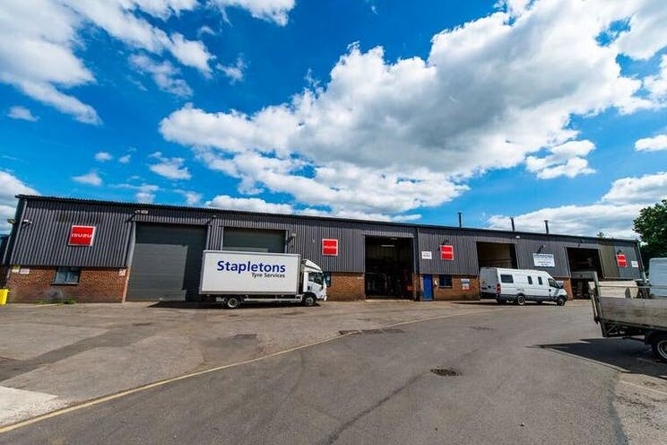 Unit 2A & 2B Cumberland Works, Wintersells Business Park, Byfleet, Warehouse & Industrial To Let - CUMBERLAND WORKS 2.jpg
