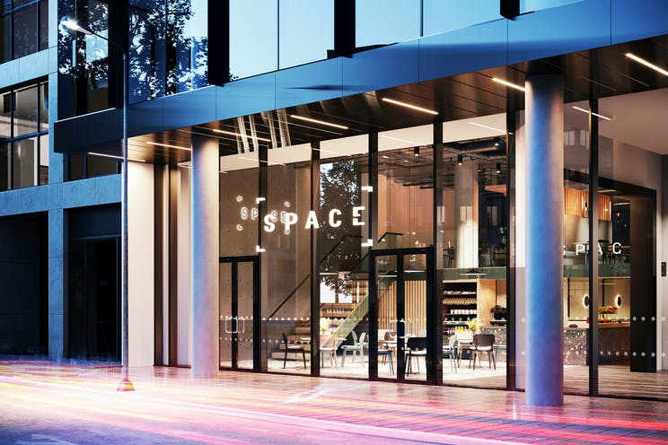 SPACE +, 68 Chertsey Road, Woking, Offices To Let - Space_Exterior.jpg