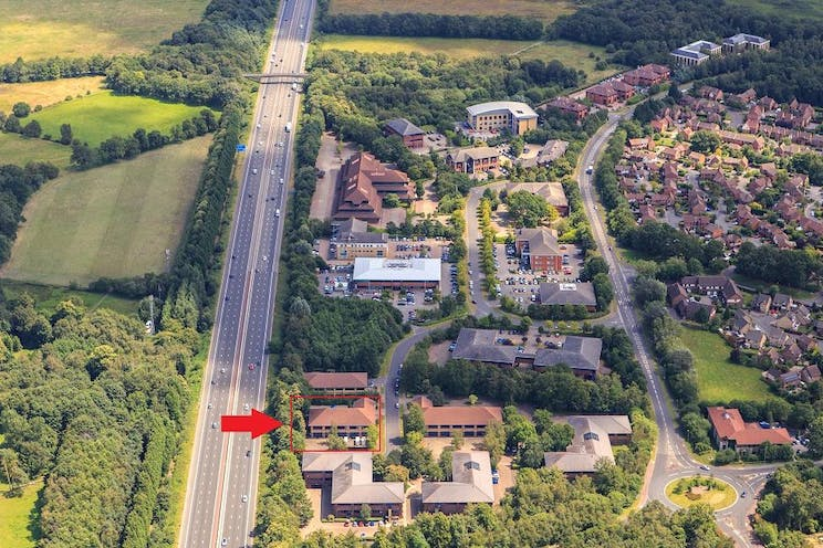 Aspen House, Ancells Business Park, Fleet, Investment Property, Offices For Sale - air 1.1.jpg