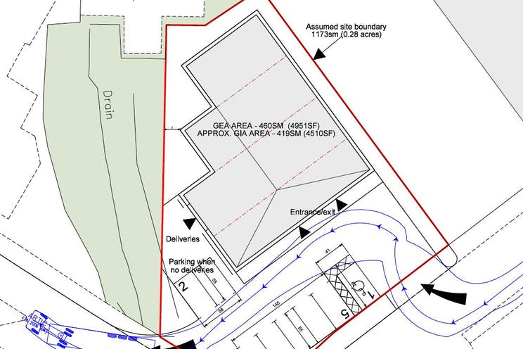 Waterfront Business Park, Fleet, Warehouse & Industrial To Let - Plans Waterfront BP.JPG