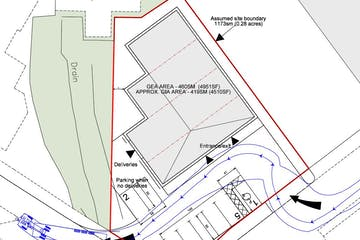 Waterfront Business Park, Fleet, Warehouse & Industrial To Let - Plans Waterfront BP.JPG