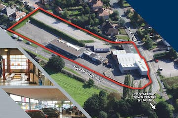 Car Dealership / Redevelopment Opportunity, Walton On The Hill, Stafford, Land For Sale - Stafford.JPG