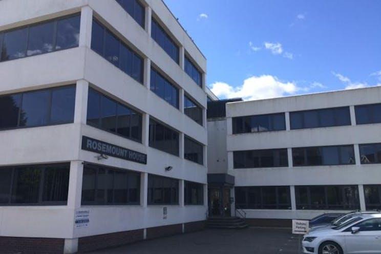 Rosemount House, Rosemount Avenue, West Byfleet, Offices To Let - rosemount 2015 external.JPG