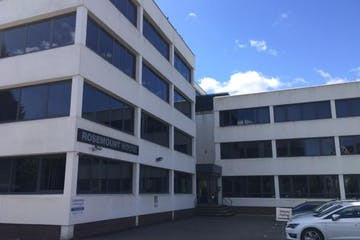 Rosemount House, Rosemount Avenue, West Byfleet, Offices To Let - rosemount 2015 external.JPG