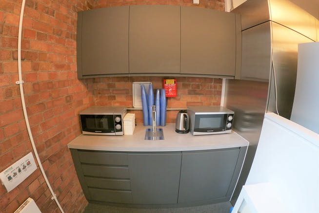 1-7 Boundary Row, London, Offices To Let - Kitchen