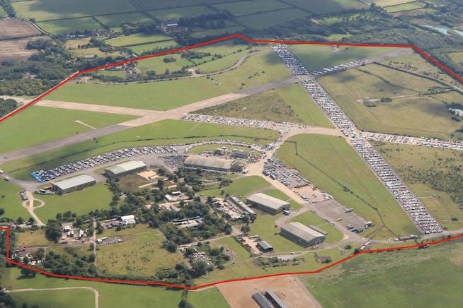 Throckmorton Industrial Park, Throckmorton Airfield, Pershore, Land To Let - Throckmorton 1.JPG
