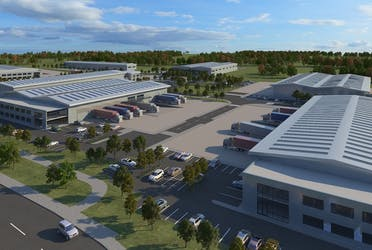 The Hub, Cuckfield Road, Burgess Hill, Industrial To Let / For Sale - CGI 1.jpg - More details and enquiries about this property