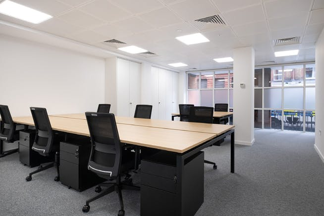 65 Chandos Place, London, Offices To Let - Gnd Flr East 1