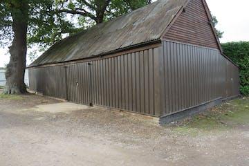 Unit E, Little Bramshot Farm, Cove Road, Fleet, Open Storage Land / Warehouse & Industrial To Let - IMG_0965.JPG
