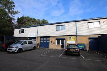 Unit 12 Glenmore Business Park, Poole, Industrial & Trade / Industrial & Trade To Let - IMG_0122.JPG