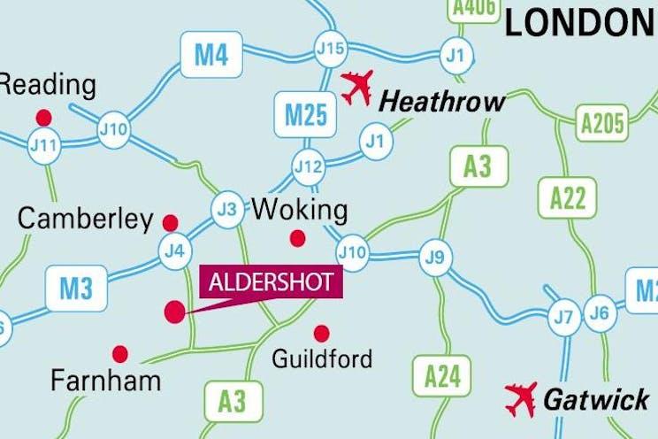 Unit 1 Springlakes Industrial Estate, Aldershot, Warehouse & Industrial To Let - image 2.JPG