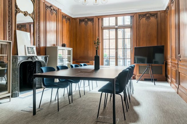 66 Grosvenor Street, London, Offices To Let - Meeting Room