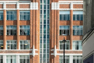 Elsley House, 30 Great Titchfield Street, London, Office To Let - Elsley House Entrance.jpg - More details and enquiries about this property