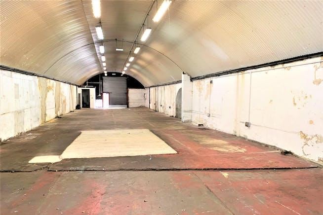 Arch 144 Newport Street, Vauxhall, Industrial To Let - Arch 144 internal (1).jpg