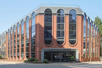 Part Ground Floor, Goldvale House, 27-41 Church Street West, Woking, Offices To Let - new goldvale external.jpg