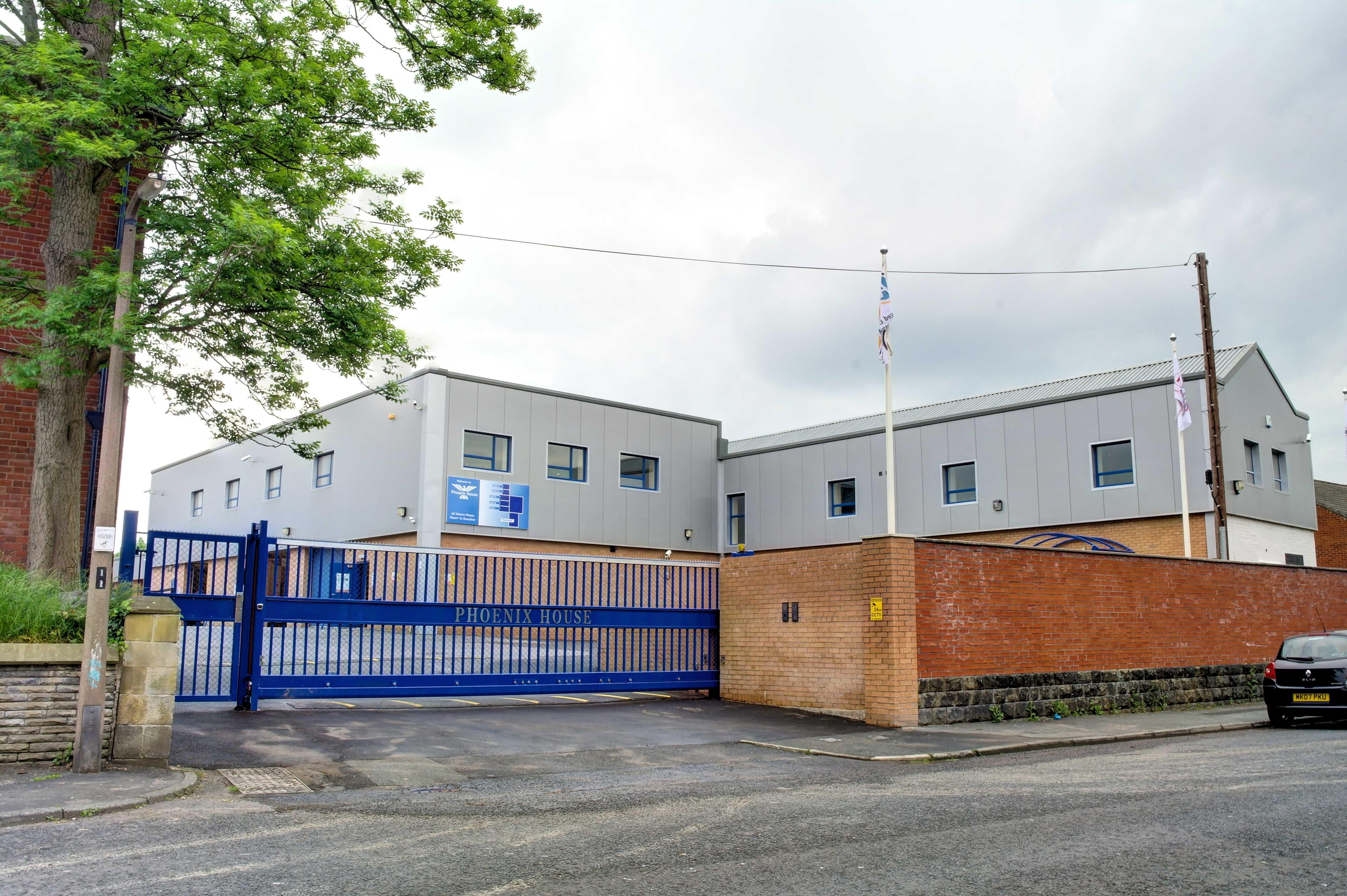 Phoenix House, 100 Brierley Street, Bury, Greater Manchester