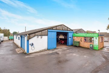 Townsend Garage Thame Road, Haddenham, Industrial For Sale - FRONTAGE.jpg
