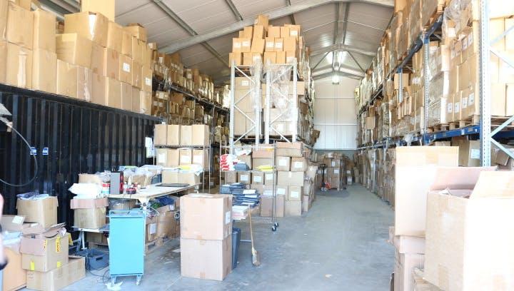 Unit 5, White Hill Farm, Henley-on-Thames, Industrial To Let - White Hill Farm Unit 5 Warehouse 1.JPG