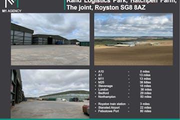 Rand Logistics Park, Royston, Distribution Warehouse To Let - Royston.JPG