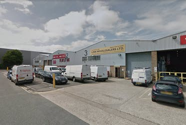 Unit 3, Grand Union Industrial Estate, London, Industrial / Trade Counter To Let - external.PNG - More details and enquiries about this property