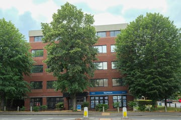 West Lodge, Station Approach, West Byfleet, Offices To Let - new external.jpg