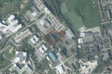 Cetec House, Cleeve Road, Leatherhead, Warehouse & Industrial For Sale - Aerial photo.jpg