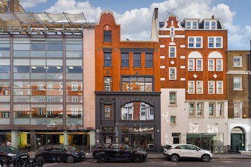 75 Newman Street, London, Offices To Let - External (1)