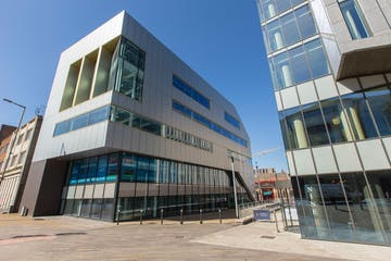 No1 Great Central Square Ground Floor, Medius House, Leicester, Office To Let - External shot of No1 GCS.jpeg