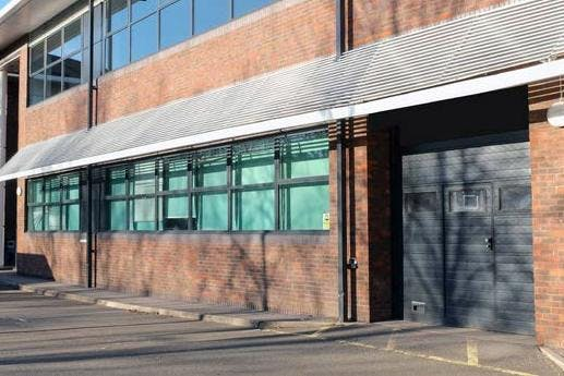 The Crescent, Jays Close, Viables, Basingstoke, Office To Let - RollerShutter.jpg