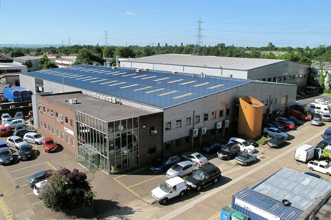 Byfleet 71, Abbott Close, Byfleet, Warehouse & Industrial To Let - aerosport_00014a.jpg