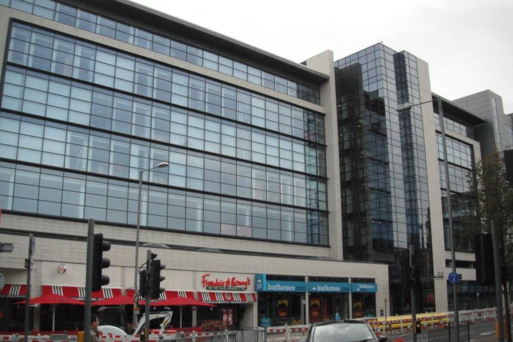 Red Central, Redhill, Offices To Let - Rec Central, Redhill