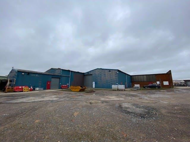Building 4 Brickfields Industrial Estate, Gillingham