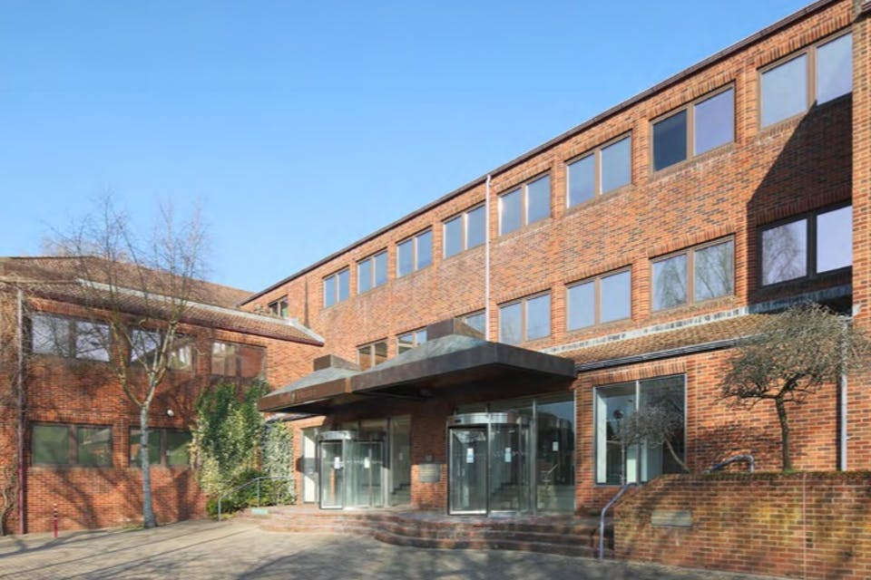 Bayer House, Strawberry Hill, Newbury, Development Potential / Investment For Sale - Bayer House Exterior.jpg